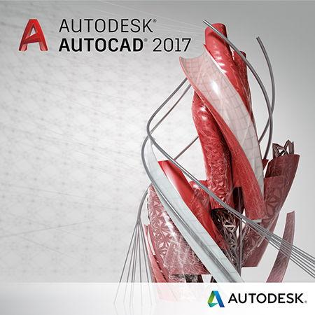 001I1 Autodesk AutoCAD 2017