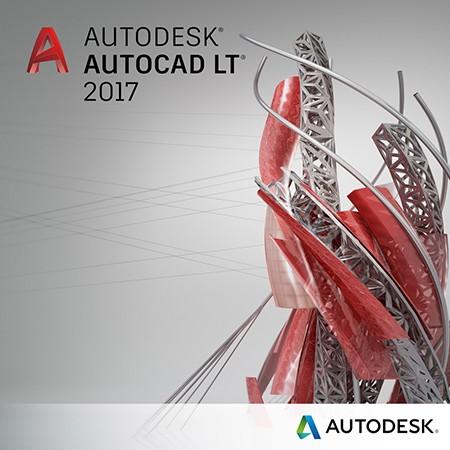 057I1 Autodesk AutoCAD LT 2017