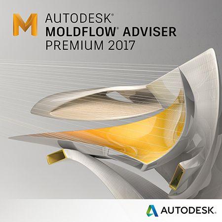 571I1 Autodesk Moldflow Adviser Premium 2017
