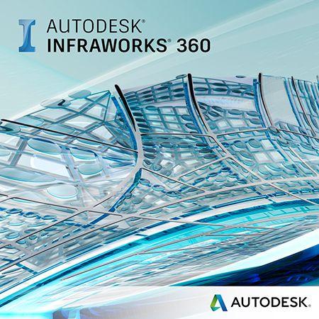 927I1 Autodesk InfraWorks 360 2017