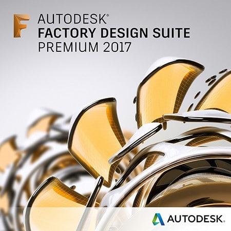 757I1 Autodesk Factory Design Suite Premium 2017