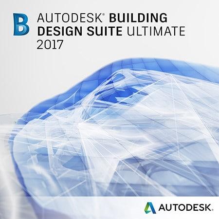 766I1 Autodesk Building Design Suite Ultimate 2017