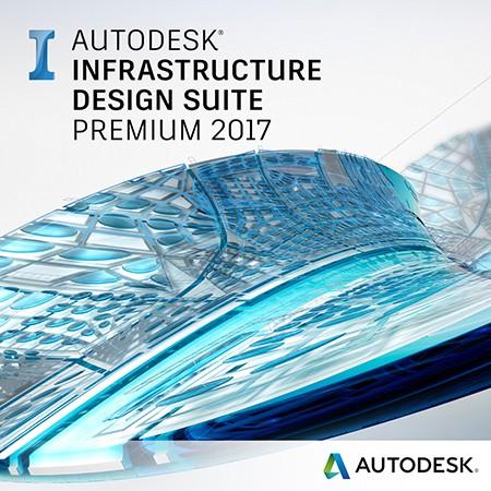 786I1 Autodesk Infrastructure Design Suite Premium 2017