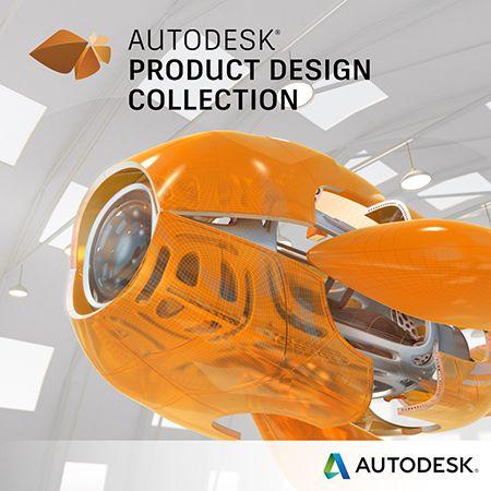 02JI1 Autodesk Product Design Collection