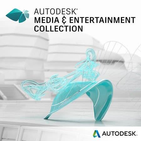 02KI1 Autodesk Media and Entertainment Collection