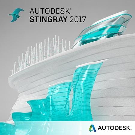A72I1 Autodesk Stingray 2017