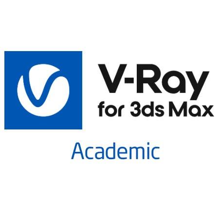 V-Ray Academic para 3ds Max con mochila
