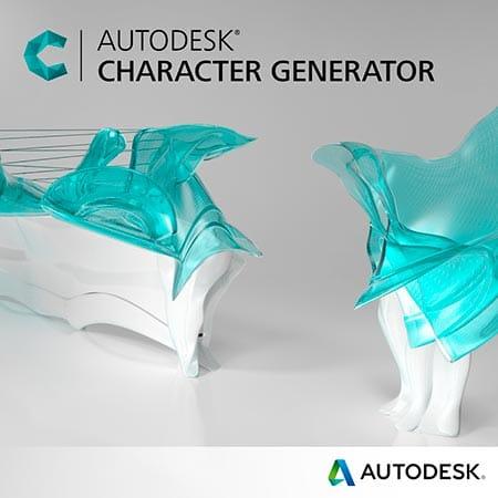 971G1 Autodesk Character Generator