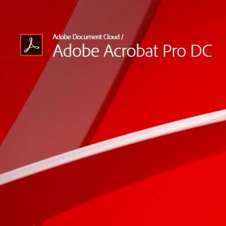 Acrobat Pro DC de Adobe