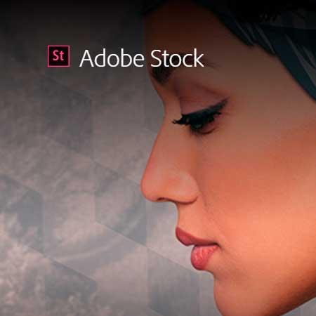 Adobe Stock: 10 imágenes al mes