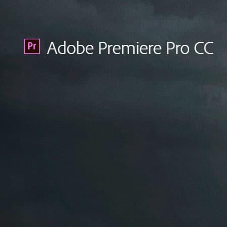 Premiere Pro CC de Adobe