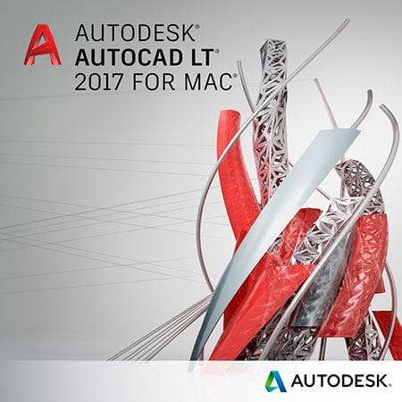Autodesk AutoCAD LT para MAC 2017
