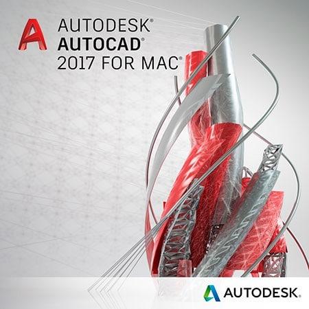 Autodesk AutoCAD para MAC 2017