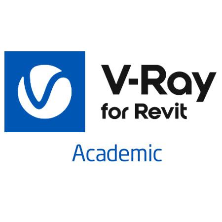 V-ray Academic para Revit con mochila