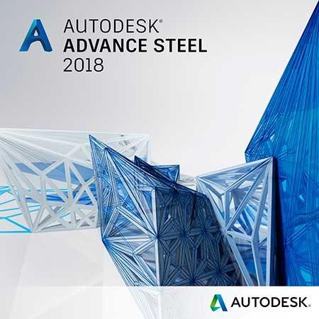 Autodesk Advance Steel 2018