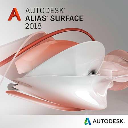 Autodesk Alias Surface 2018