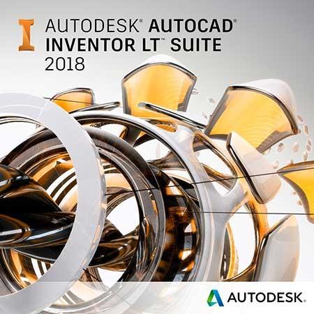 Autodesk AutoCAD Inventor LT Suite 2018