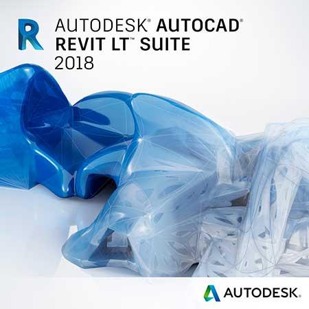 Autodesk AutoCAD Revit LT Suite 2018