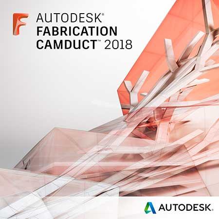 Autodesk Fabrication CAMduct 2018