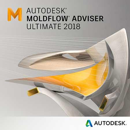 Autodesk Moldflow Adviser Ultimate 2018