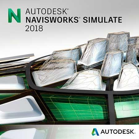 Autodesk Navisworks Simulate 2018
