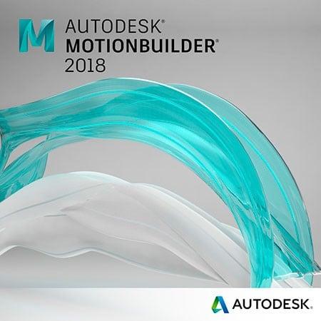 Autodesk MotionBuilder 2018