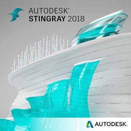 Autodesk Stingray 2018