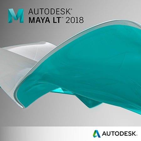 Autodesk Maya LT 2018