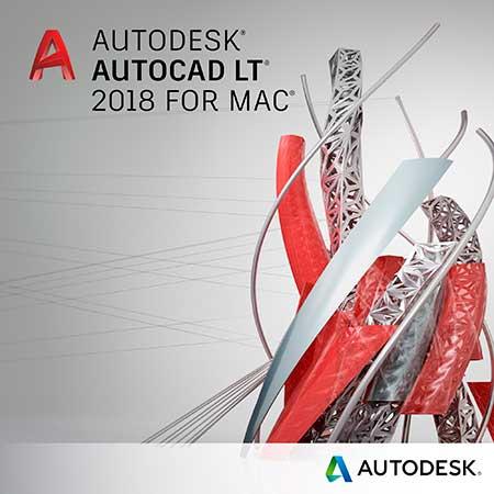 Autodesk AutoCAD LT para Mac 2018