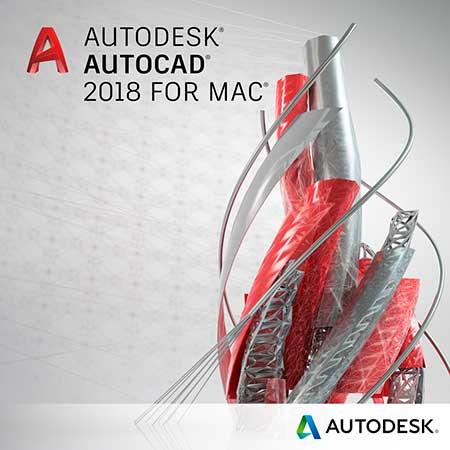 Autodesk AutoCAD for Mac 2018
