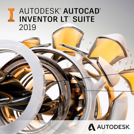 Autocad Inventor LT Suite 2019
